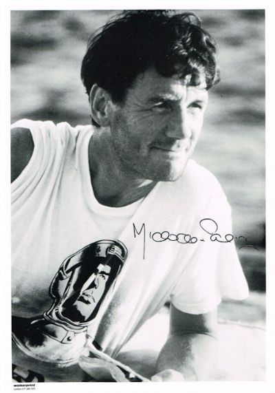 Michael Palin Autograph Signed Photo Display - Monty Python